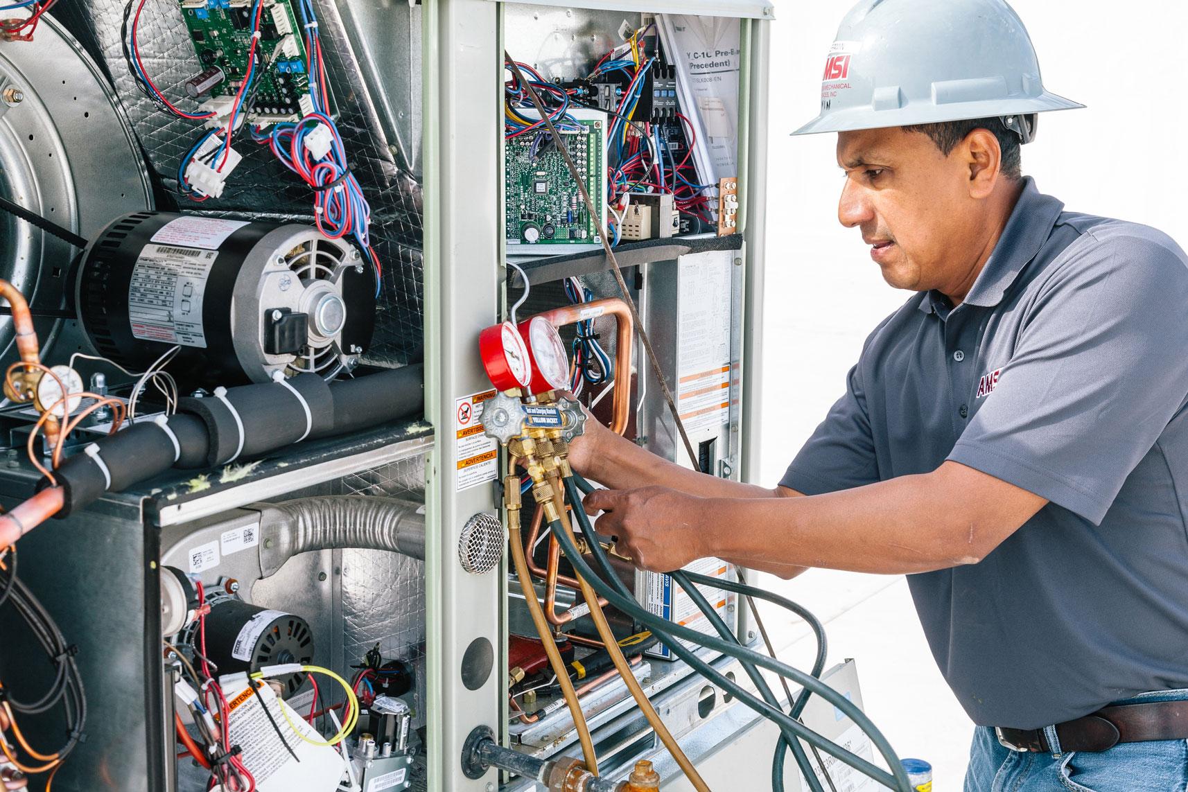 Image of AMSI team member HVAC Experts 7