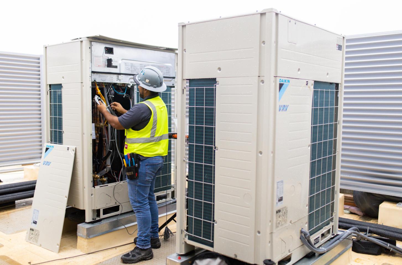 Image of AMSI Team HVAC Experts 9